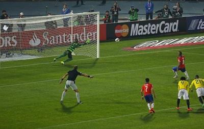 Копа Америка-2015: Чили побеждает Эквадор в стартовом матче