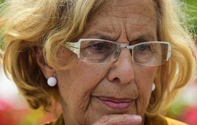 Лидер протестного движения Мануэла Кармен станет мэром Мадрида