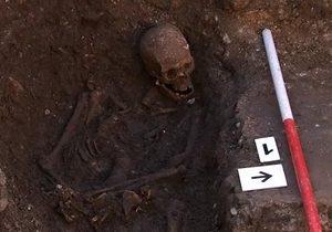 Великобритания: ученые подтвердили подлинность останков короля Ричарда III