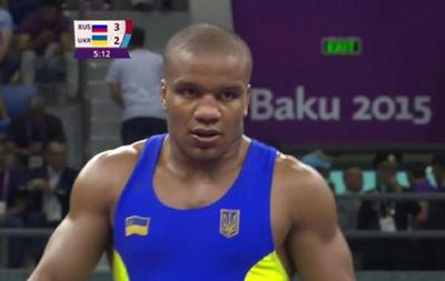 Жан Беленюк приніс Україні срібну медаль на Європейських іграх