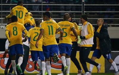 Копа Америка 2015: Півзахисник Шахтаря вириває перемогу для Бразилії над Перу