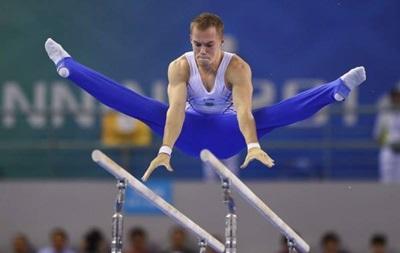 Украинские гимнасты стали вторыми на Европейских играх