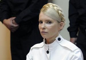 Возможно, тюрьма: Незадолго до ареста Тимошенко дала эксклюзивное интервью Корреспонденту