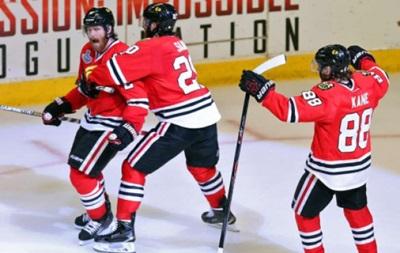 NHL: Чикаго в третий раз всего за шесть лет завоевал Кубок Стэнли