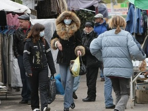 В Украине число жертв гриппа и ОРВИ возросло до 452 человек
