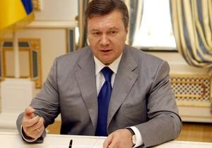 Янукович прокомментировал инцидент с допросом блогера