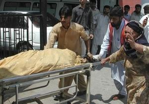 В Пакистане в результате теракта погибли 43 человека
