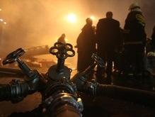 В Киеве взорвался баллон: двое погибших