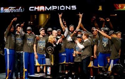 Голден Стейт — чемпион NBA сезона 2014/15!