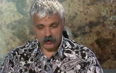 Корчинский призвал создать концлагеря для жителей Донбасса