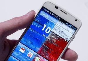 Made in USA. Motorola и Google представили суперсмартфон Moto X