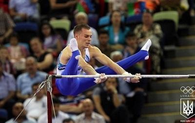 Украинскому гимнасту Верняеву не было равных в многоборье на Европейских играх