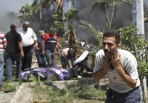 Число жертв взрывов в Ливане превысило 40 человек