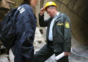 Попов: Начались работы над следующими двумя станциями метро