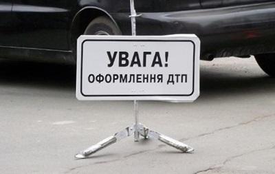 На Хмельнитчине разбилось авто с милиционерами