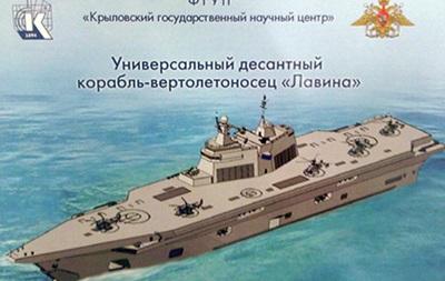 В России разработали уже второй аналог Мистралям