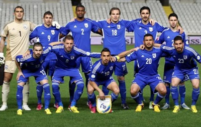 Сборная Украины проведет товарищеский матч с Кипром