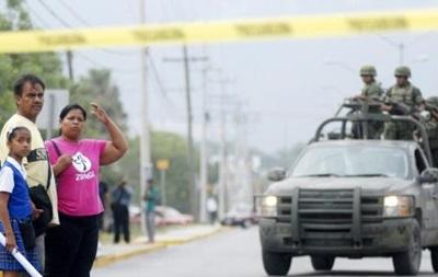 Нападение на севере Мексики: 10 погибших