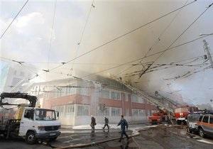 В Москве в результате пожара уничтожены десятки ценных икон, картин и скульптур