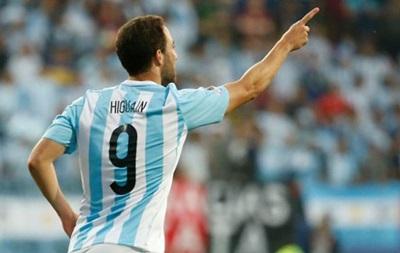 Аргентина минимально обыграла Ямайку