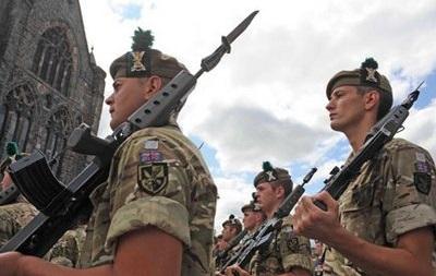 Великобритания усилит военный контингент в Восточной Европе