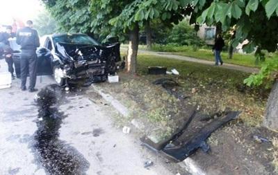 В Кировограде пьяный водитель устроил ДТП, есть жертвы и пострадавшие