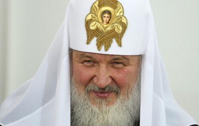 Патриарх Кирилл призвал неустанно молиться за Украину