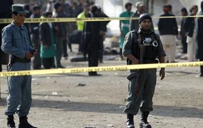 Атаковавшие здание парламента Афганистана убиты