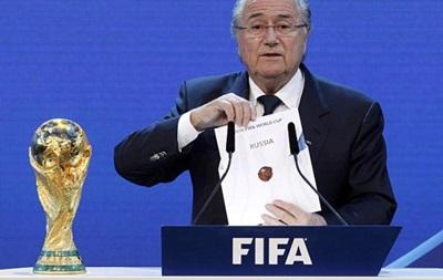 FIFA не беспокоит сокращение Россией расходов на организацию ЧМ-2018