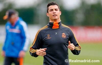 Криштиану Роналду затаил обиду на президента Реала