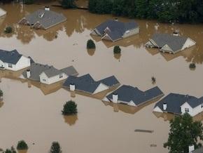 Фотогалерея: США захлестнуло мощное наводнение