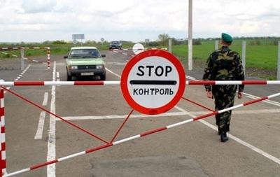 РФ установит на границе с Украиной средства принудительной остановки авто