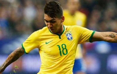 Ливерпуль подписал атакующего полузащитника сборной Бразилии