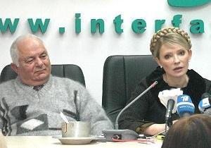 Генпрокуратура просит суд возобновить срок давности дела против свекра Тимошенко
