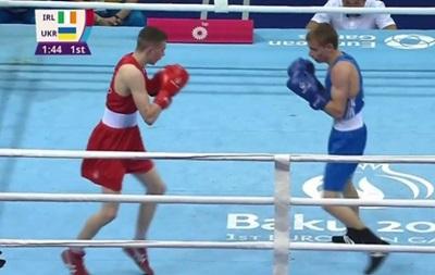 Украинец Дмитрий Замотаев - бронзовый призер Европейских игр