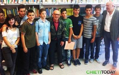 В Италии мужчина окончил среднюю школу в 91 год
