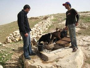 Amnesty International: Израиль ограничивает палестинцам доступ к питьевой воде