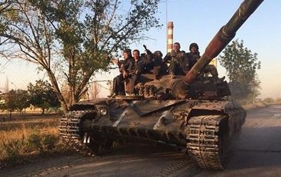 У Широкино идут танковые бои - ОБСЕ