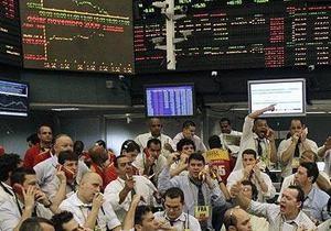 Рынки: Украинские акции растут вопреки мировому падению