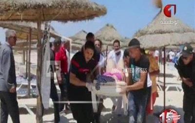 Теракт в отеле Туниса: среди раненых украинка