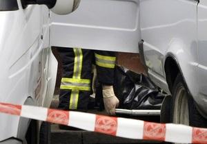 В Киеве КамАЗ сбил насмерть женщину