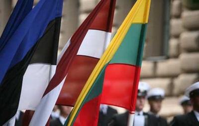 Росія перевірить законність визнання незалежності країн Прибалтики - ЗМІ