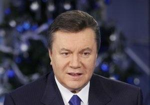 Янукович уверен в создании прагматичного большинства в ВР (обновлено)