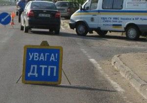 В Крыму житель Киева спровоцировал ДТП со смертельным исходом