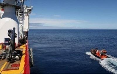 Поиски пропавшего малайзийского Боинга возобновятся в Тихом океане