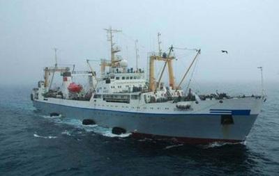 За заходы в Крым арестовано украинское рыболовецкое судно