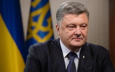Порошенко рассказал, почему в Украине не будет греческого сценария