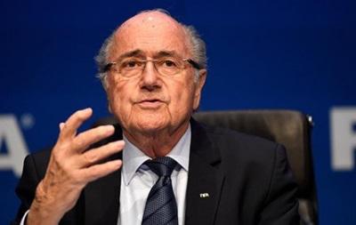 Президент FIFA боится покидать Швейцарию из-за возможности ареста