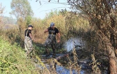 Под Киевом в пяти местах горят торфяники