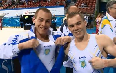 Украинские гимнасты завоевали еще пять медалей Универсиады